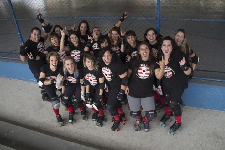 FELIZ ANIVERSÁRIO, BLACK HEARTS DERBY GIRLS!