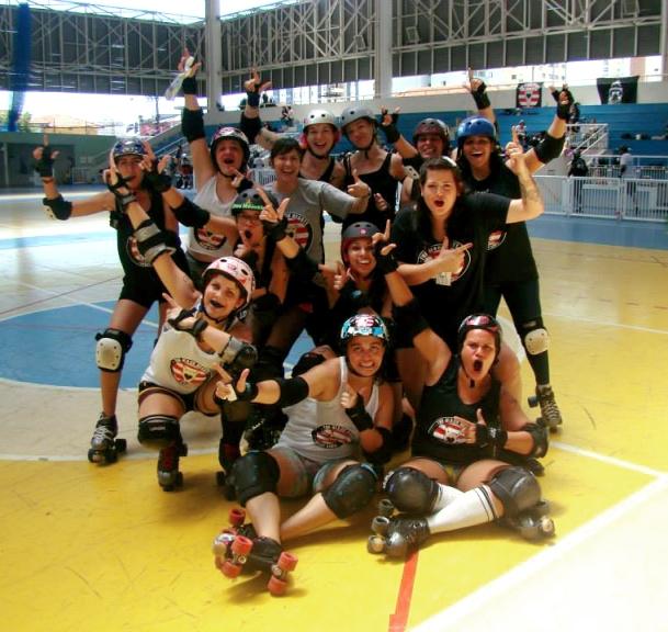 Brasileirão de Roller Derby 2014: É NOISE!